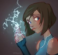 Korra by thefxgirl
