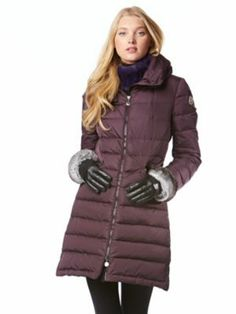 flamme coat by moncler