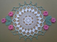 Spring Doily by koepr5333 on DeviantArt
