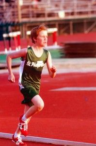 Matthew was cured using The Strickland Protocol and soon back to sprinting http://www.strickland-protocol.com/