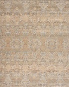The intricate and diverse designs found in the Manhattan Reserve Collection are in a league of their own. Carefully crafted with hand-carded wool, these finely woven designs are inspired by elements from antique Ottoman, Egyptian and Asian textiles and offer an incredible aesthetic value rare in hand-knotted carpets.