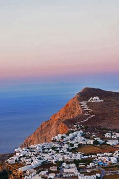 Folegandros, Cyclades, Greece