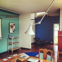 kairosjournal: Interior Villa Le Lac Le corbusier