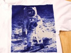 How to Print a Photo on a Cotton T-Shirt With Inkodye