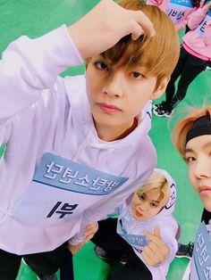 BTS - V, Jimin & Jhope ♡