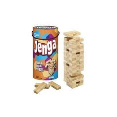 A fun game to play ~ Jenga (EA)