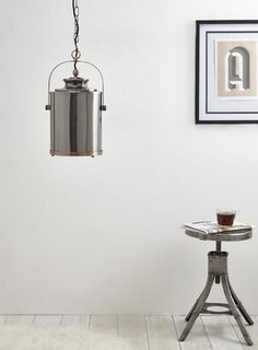 Copper Isaac Pendant Light BHS £60