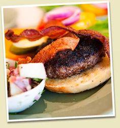 Farm-Best Burger in Indiana!