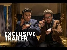 The Interview - Official Teaser Trailer  - In Theaters This Fall
