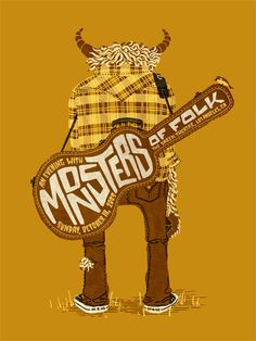 GigPosters.com - Monsters Of Folk