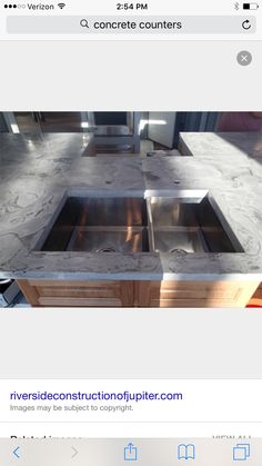Chiseled Slate Light Equipment & Tools Concrete Countertop Edge Form Large Assortment Business & Industrial
