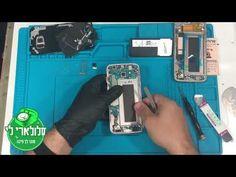 טכנולוגית SMT - רכיבים חשמליים ומעגלים מודפסים - סלולרי לי Screen Replacement, Samsung Galaxy, Youtube, Youtubers, Youtube Movies