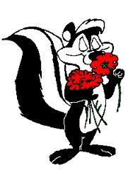 1000 images about pepe le pew on pinterest pepe le pew cartoon characters and skunks. Black Bedroom Furniture Sets. Home Design Ideas