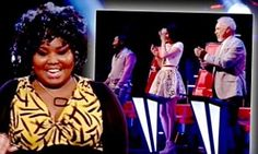 Video;20 yr old ruth brown brings house down ;bbc The voice(uk 's american idle)
