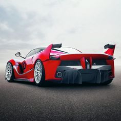 "Ferrari (@ferrari) on Instagram: ""Power is in its DNA. #Ferrari #FXXK #carswithoutlimits #adrenaline #RossoFerrari"""