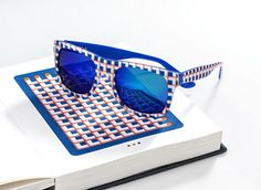 sunglasses in collaboration with OXYDO