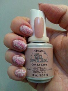 IBD nail art Nail Art 2014, Gel Color, Uv Led, Gel Polish, Pure Products, Nails, Colors, Finger Nails, Ongles