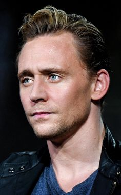 This is the perfect picture of Tom. Is just shows his personality. Even his eyebrows, his left eyebrow shows that he can be serious at times. His right eyebrow shows his sensitive side.