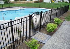 1000 Images About Safety Fence Above Retaining Wall On