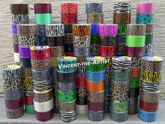 Cool Duct Tape Colors