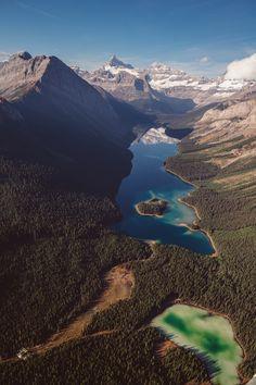 Marvel Lake by Kyle Kuiper - Photo 175276627 / 500px