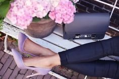 Ps11 Bag and Gianvito Rossi Heels