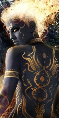 Dark Art Fantasy Goddesses Demons Ideas For 2019 Fantasy Magic, Final Fantasy Art, Fantasy Art Women, Fantasy Kunst, Dark Fantasy Art, Fantasy Artwork, Magic Art, Medieval Fantasy, Fantasy Art Warrior