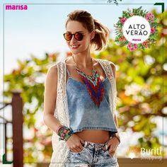 Os looks mais quentes da temporada já estão na Marisa! Inspire-se no clima tropical e confira a nova coleção Alto Verão.