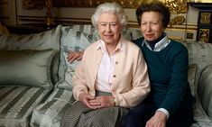 GALLERY: The official portraits marking the Queen's 90th birthday