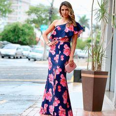 Quando um print combina perfeitamente com o vestido a gente deseja já! 💕 #reginasalomao #summer18