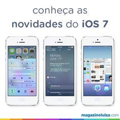 iOS 7 e OS X Mavericks são dos destaques da WWDC 2013: http://maga.lu/1172WwD