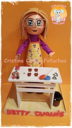 Cristina Camps Fofuchas: FOFUCHA REPOSTERA