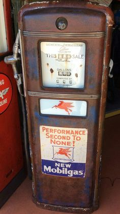 Rare Old Vintage Wayne Model 866 Clock Face Gas Pump