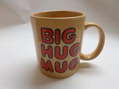 Big Hug Mug Vtg. HBO True Detective Matthew Mc Conaughey FTD