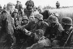 Waffen SS troops in the Soviet Union, Soviet Union, 1943-45  ~ Vengeance_Lord