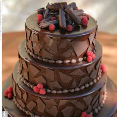 Elegant Birthday Cakes For Men