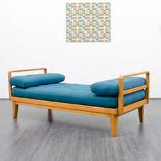 Birch Daybed by Knoll Antimott, Custom Furniture, Furniture Design, Modern Daybed, Mid Century Sofa, Settees, Daybeds, Project 3, Ottoman Bench, Benches