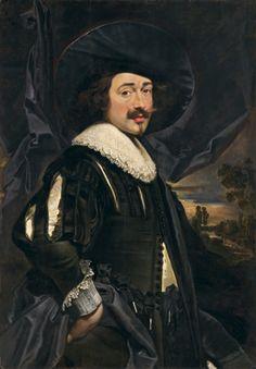 ab. 1624 Jacob Jordaens - Portrait of a Man