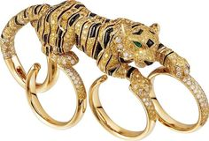 Golden Jewelry, High Jewelry, Luxury Jewelry, Cartier Jewelry, Jewelery, Gold Jewellery, Cartier Panther, Mens Gold Bracelets, Rings