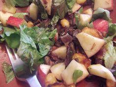 Parsnip Salad, Roasted Parsnip, Apple Roasted, Parsnip Chips, Shallot ...