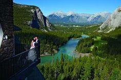 Fairmont Banff Springs, Alberta, Canada