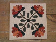 baltimore+album+flower+applique+block+patterns | ... Shop, folk art quilt fabric, quilt patterns, quilt kits, quilt blocks