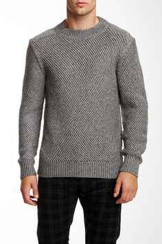 Ribbed Sweater by Inhabit on @nordstrom_rack