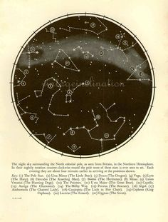constellations map - Google Search
