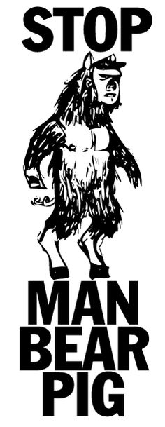 stop manbearpig!
