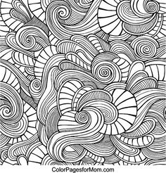 Doodles 67 Coloring Page from Coloringpagesformom.com