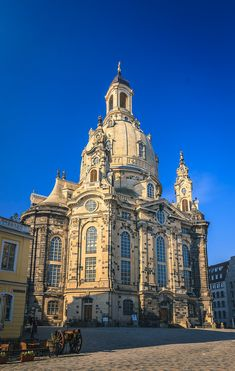 All things Europe — Dresden Frauenkirche, Germany (by Valeri Fortuna)