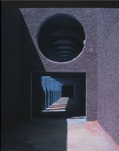 Houari Boumedienne Agricultural Village | Ricardo Bofill Taller de Arquitectura | Archinect