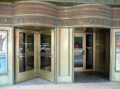 Cincinnati, OH The John Shillito Company ~ north entrance by army.arch, via Flickr