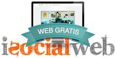 Páginas web #gratis ¿Cuando y para qué hacer una web gratis?